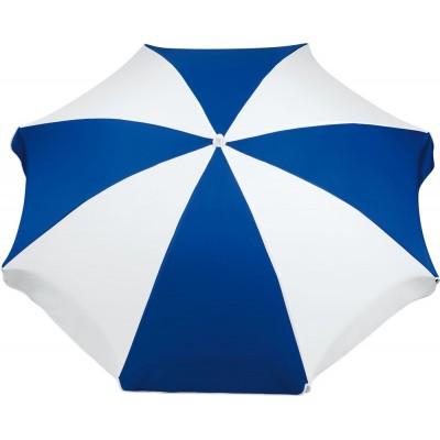 Ombrelli Parasol 200/8 colore blue-white taglia UNICA