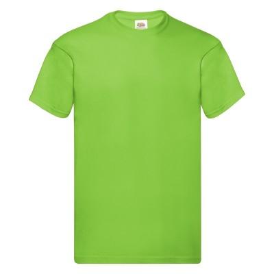 T-Shirt Original T colore lime taglia S