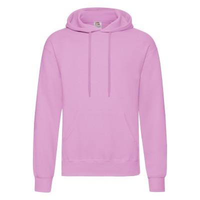 Felpe Classic Hooded Sweat colore light pink taglia S