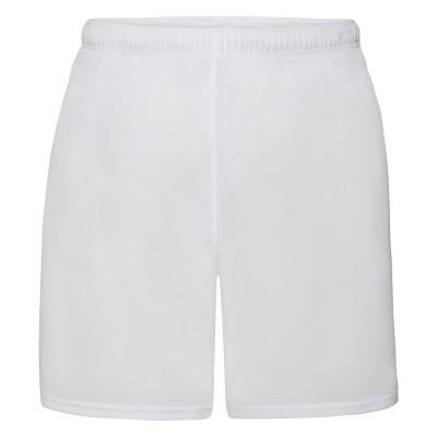 Pantaloni Performance Shorts colore white taglia S