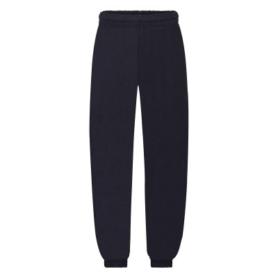 Pantaloni Kids Classic Elasticated Cuff Jog Pants colore deep navy taglia 5/6