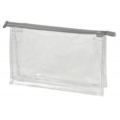 Borse Zipper Bag UNIVERSAL colore transparent taglia UNICA