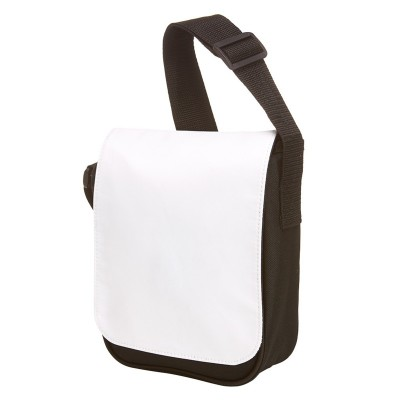 Borse Mini FlapBag BASE (Sublimation) colore Black taglia UNICA