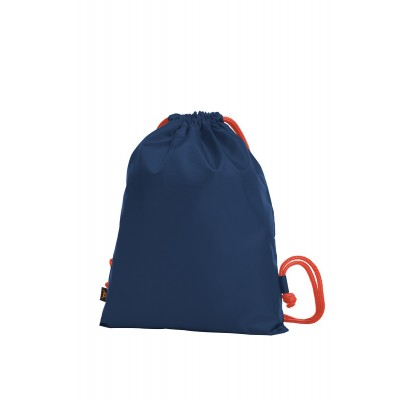 Borse Drawstring Bag PAINT colore navy-red taglia UNICA