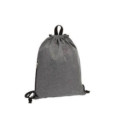 Borse Drawstring Bag Jersey colore Anthracite taglia UNICA