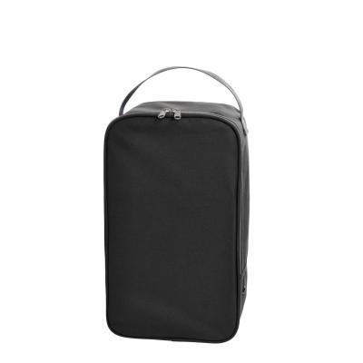 Borse shoe bag solution colore Black taglia UNICA