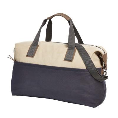 Borse sport/travel bag journey colore Beige/dark blue taglia UNICA