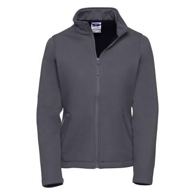 Soft shell Ladies' Smart Softshell Jacket colore convoy grey taglia XS