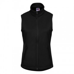 Soft shell Ladies' Smart Softshell Gilet colore black taglia S