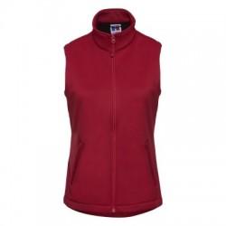Soft shell Ladies' Smart Softshell Gilet colore classic red taglia S