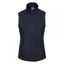 Soft shell Ladies' Smart Softshell Gilet colore french navy taglia XL