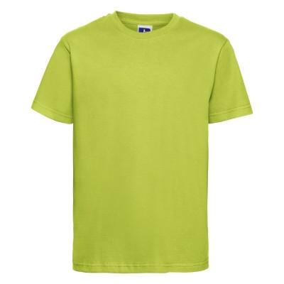 T-Shirt Children's Slim T colore lime taglia 1/2