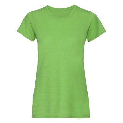 T-Shirt Ladies' HD T colore green marl taglia XS