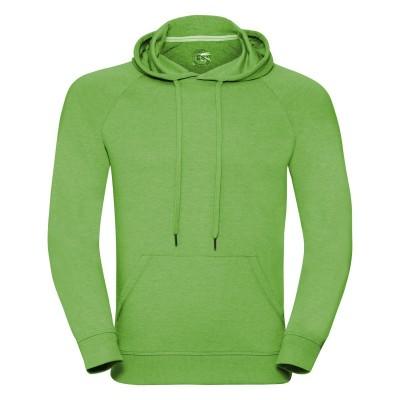 Felpe Men's HD Hooded Sweat colore green marl taglia XS
