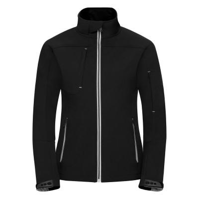 Soft shell Ladies' Bionic Softshell Jacket colore black taglia XS
