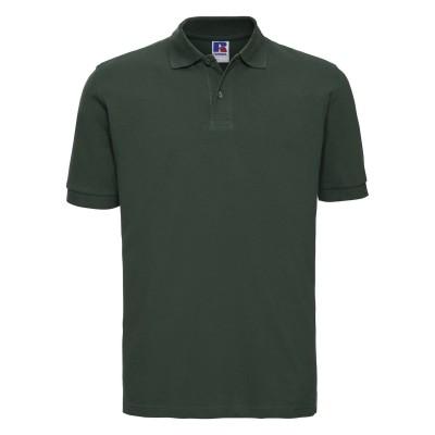 Polo Men's Classic Cotton Polo colore bottle green taglia S