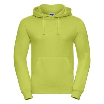 Felpe Adults' Hooded Sweatshirt colore lime taglia XS