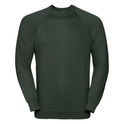 Felpe Adults' Classic Sweatshirt colore bottle green taglia S