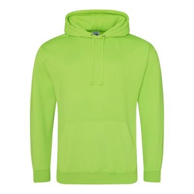 Felpe Electric Hoodie colore electric green taglia S