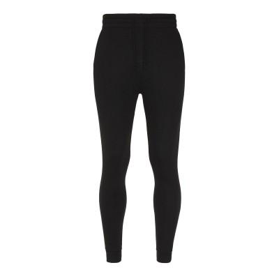 Pantaloni Tapered Track Pant colore jet black taglia S