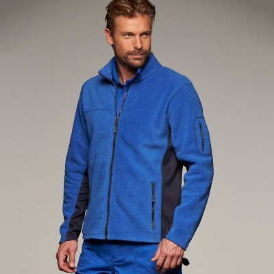 Pile Men's Workwear Fleece Jacket