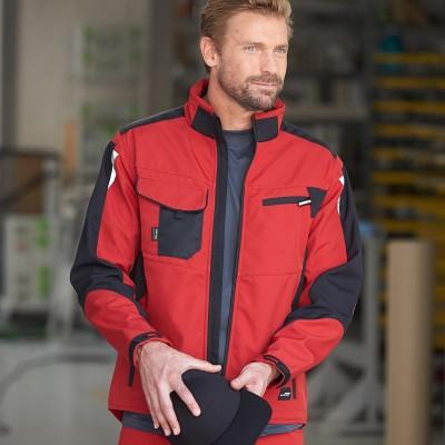 Giacche Workwear Softshell Jacket