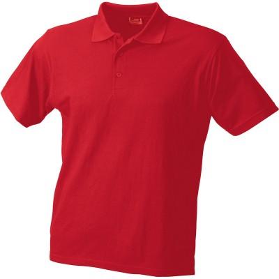 Polo Worker Polo colore red taglia S