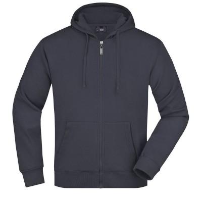 Felpe Men's Hooded Jacket colore navy taglia S
