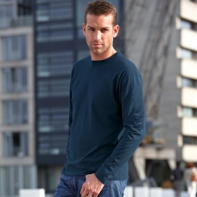 T-Shirt Men's Long-Sleeved Medium