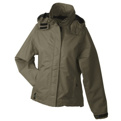 Giacche Ladies' Outer Jacket colore olive taglia S