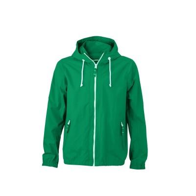 Giacche Men's Sailing Jacket colore irish-green/white taglia S