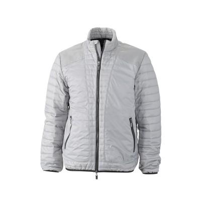Giacche Men's Lightweight Jacket colore silver/black taglia S