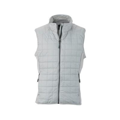 Giacche Men's Hybrid Vest colore silver/silver taglia S