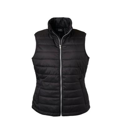 Giacche Ladies' Padded Vest colore black taglia S