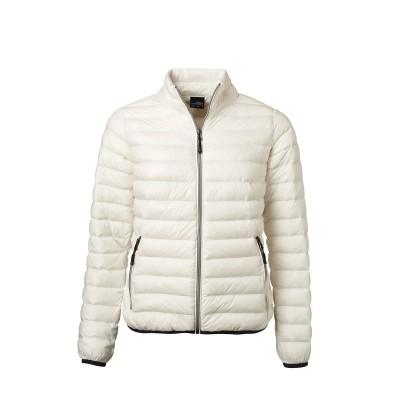Giacche Ladies' Down Jacket colore off-white/off-white taglia S