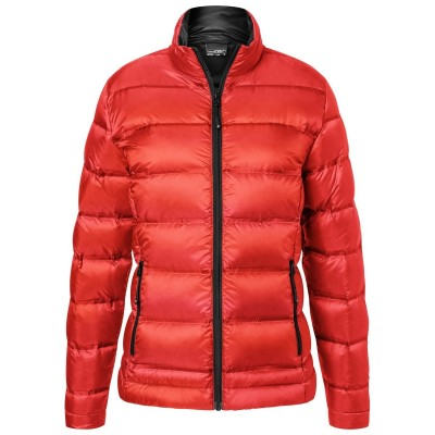 Giacche Ladies' Down Jacket colore flame/black taglia XS