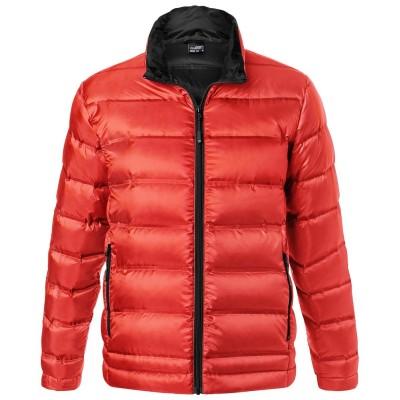 Giacche Men's Down Jacket colore flame/black taglia S