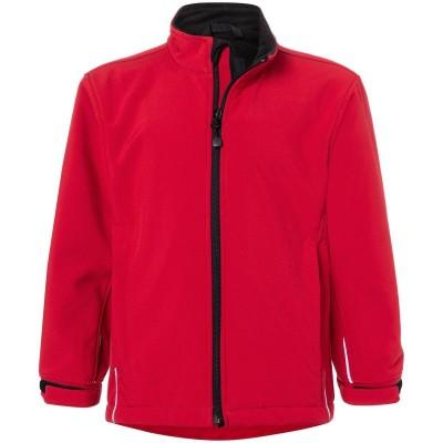 Soft shell Softshell Jacket Junior colore red taglia M