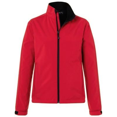Soft shell Ladies' Softshell Jacket colore red taglia S