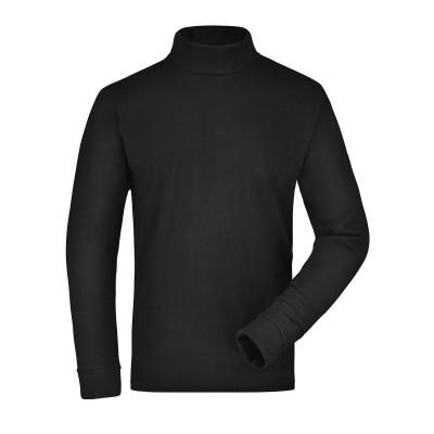 Felpe Rollneck Shirt colore black taglia S