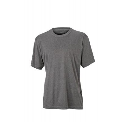 T-Shirt Men's Active-T colore dark-melange taglia S