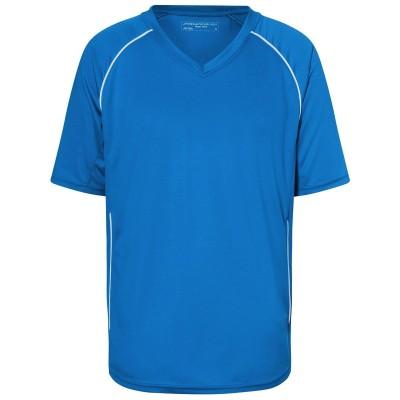 T-Shirt Team Shirt colore royal/white taglia S