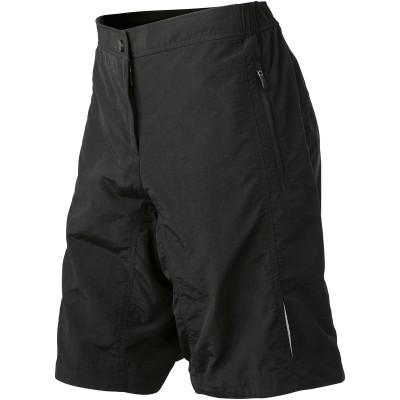Pantaloni Ladies' Bike Shorts colore black taglia S