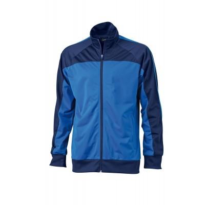 Pantaloni Training Team Suit colore navy/cobalt taglia S