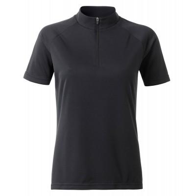 T-Shirt Ladies' Bike-T colore black taglia XS