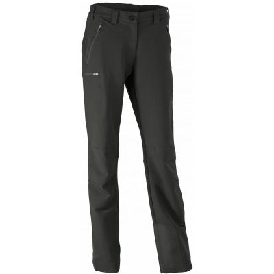 Pantaloni Ladies' Outdoor Pants colore black taglia S
