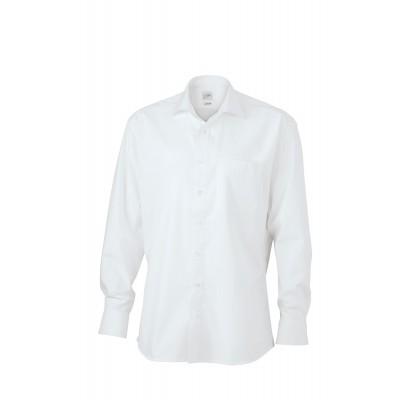 Camicie Men's Shirt 'HAI' colore white taglia S