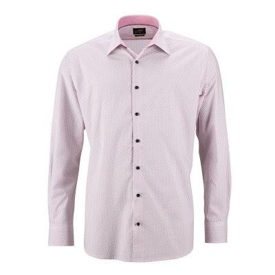 Camicie Men's Shirt 'Wings' colore white/red taglia S