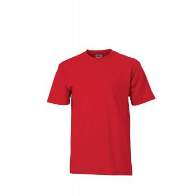 T-Shirt Basic-T colore red taglia S