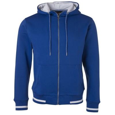 Felpe Men's Club Sweat Jacket colore royal/white taglia S